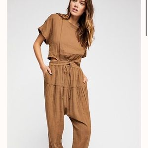 Sold🧁 Free People Endless summer jumpsuit xs